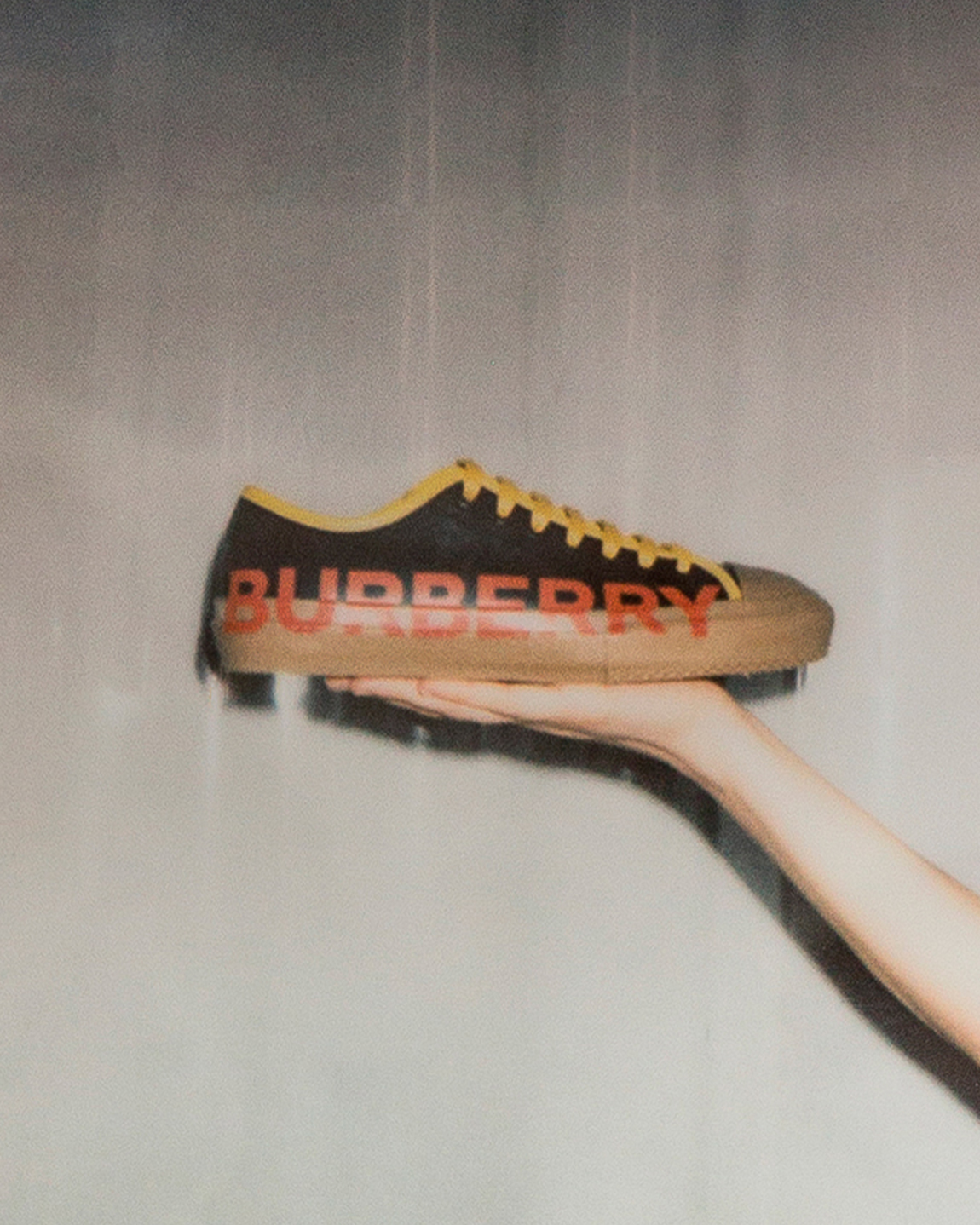 Sneakers burberry mobile