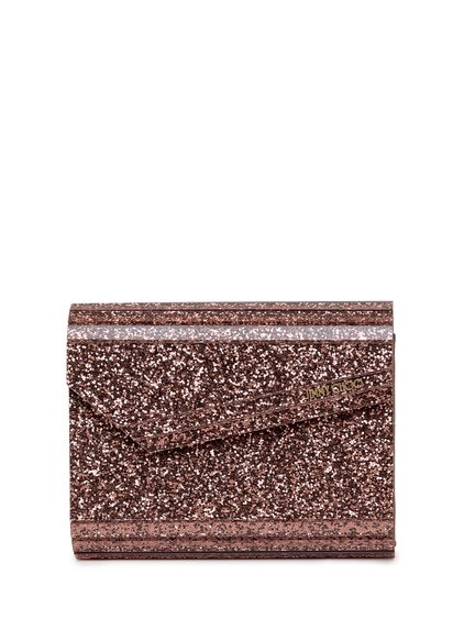 Galactica Clutch with Glitter image