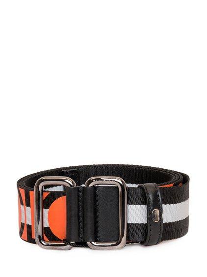 Nylon Logoed Belt image