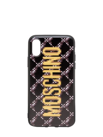 Pixel Capsule Printed iPhone X Case image