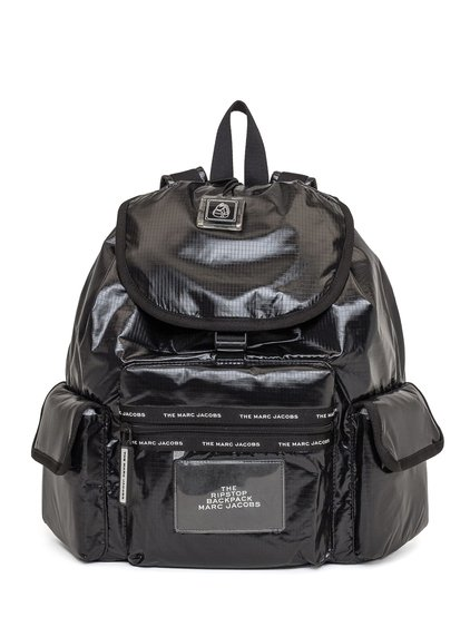 Ripstop Backpack with Logo image