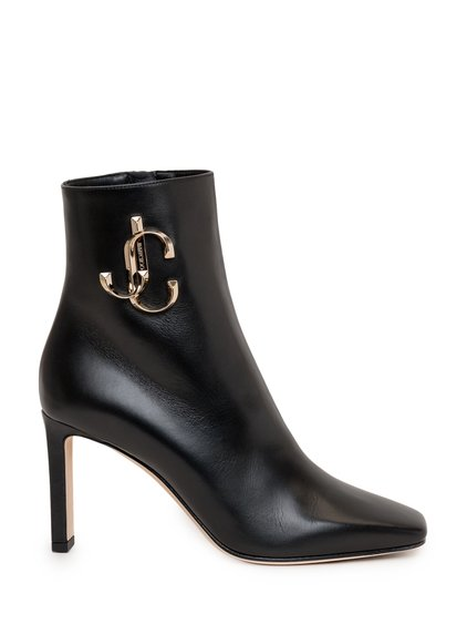 Minori 85 Ankle Boots with Logo image