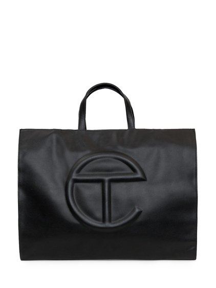 Large Tote Bag with Logo image