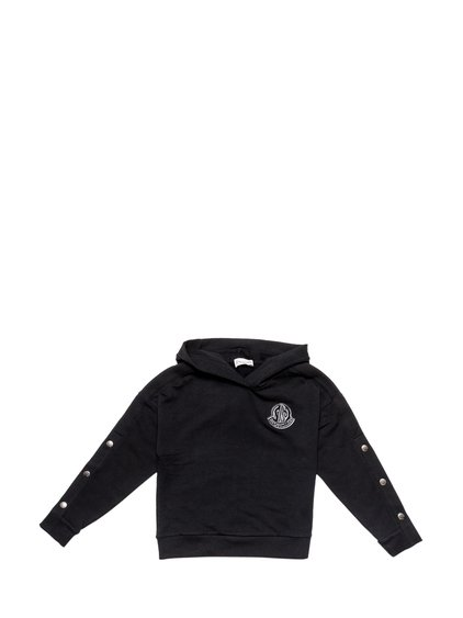 Hoodie with Buttons image
