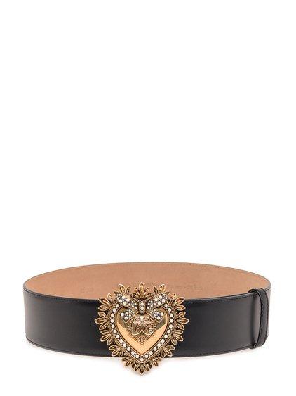 Devotion Belt with Logo Buckle image