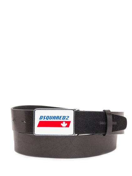 Arctic Rave Belt with Logo Buckle image