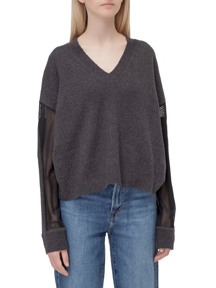 Cropped Sweater image