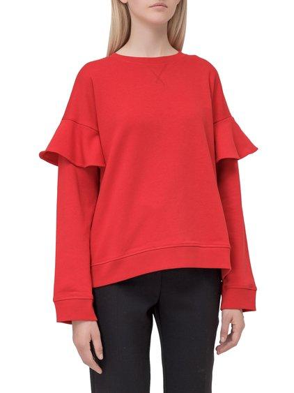 Sweatshirt with Ruches image