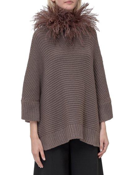 Fur Sweater image