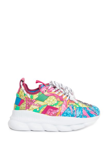 Sneakers Chain Reaction 2 con Stampa image