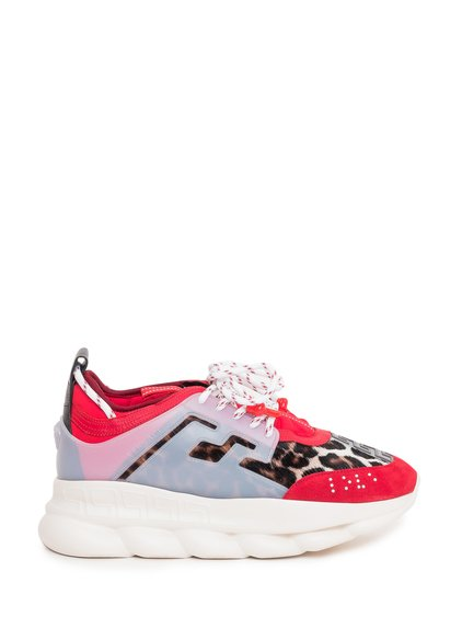 Chain Reaction Sneakers in Calf Hair image