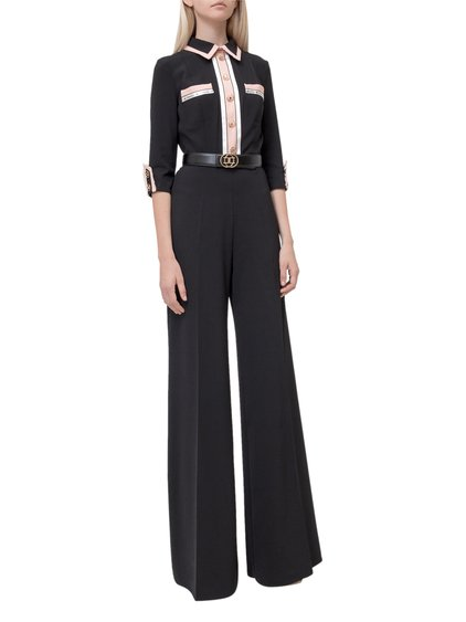 Jumpsuit with Contrast Profiles image