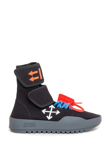 CST-001 Sneakers with Logo image
