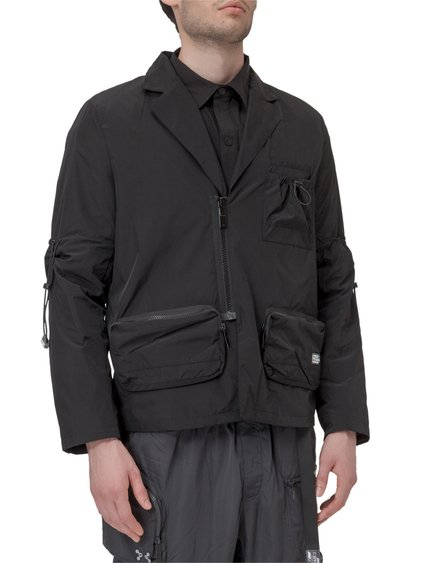 FM2030 Jacket with Zip and Maxi Pockets image