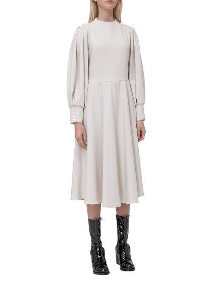 Flare Dress image