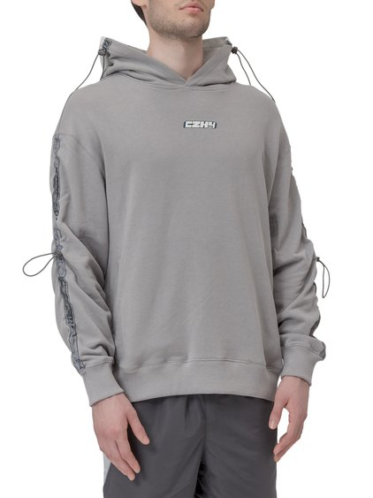 3M Hoodie with Long Sleeves with Print image