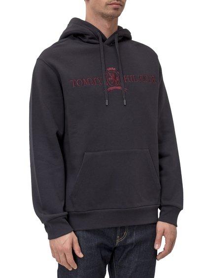 Hooded Sweatshirt with Logo image