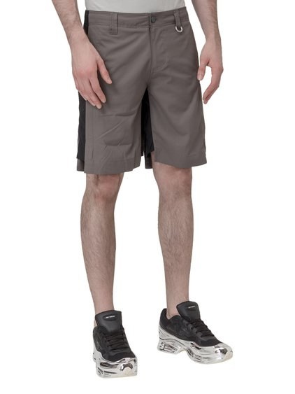 Wide Fit Shorts with Back Pockets image