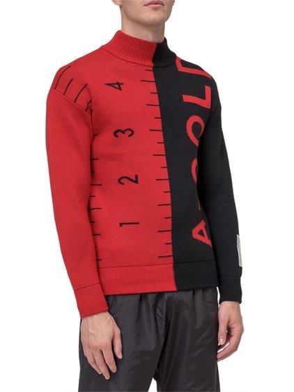 Mock Turtleneck Sweater image