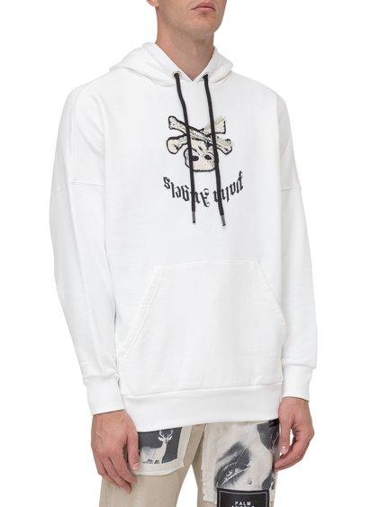 Sweatshirt with Drawing image