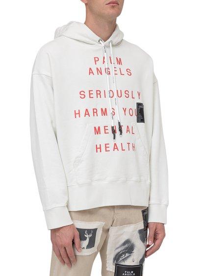 Hooded Sweatshirt and Writing image