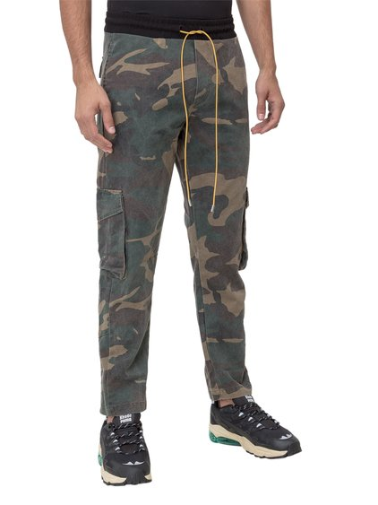 Camouflage Trousers image