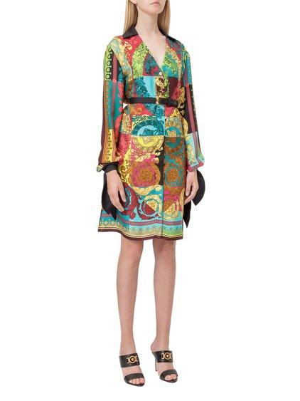 Midi Dress with Belt image