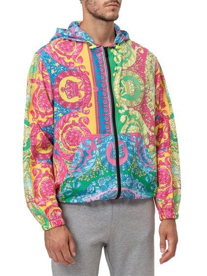 Windbreaker Jacket with Print image