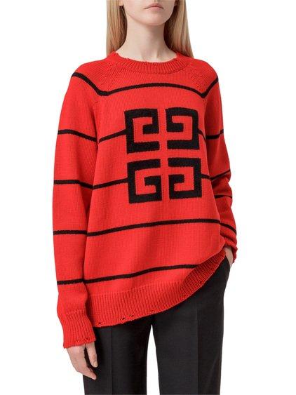 Sweater with Fringed Edges image