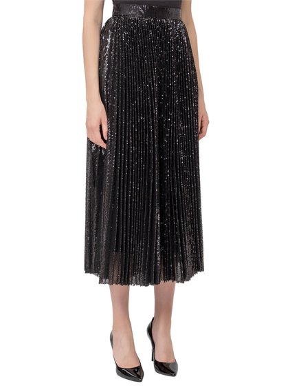 Skirt with Sequins image