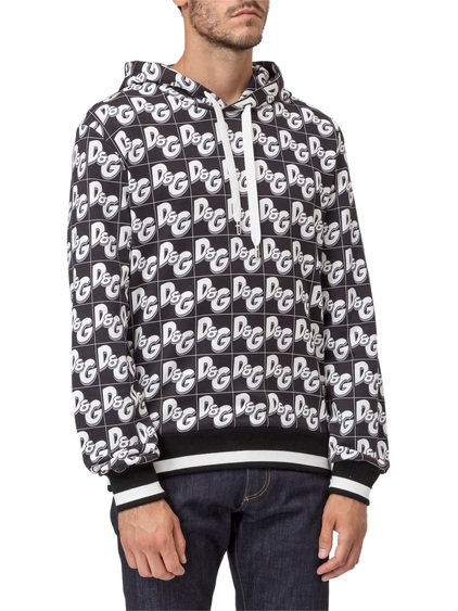 Hoodie with All-Over Print image
