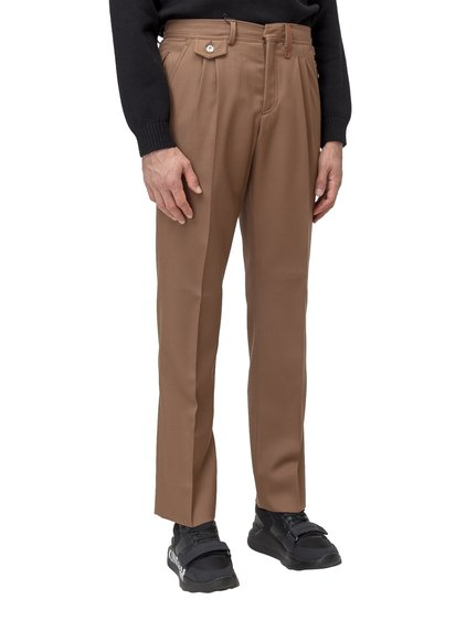 Trousers with Zip image