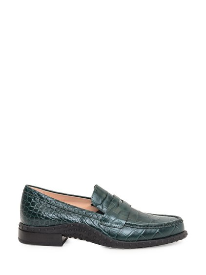 Loafers Cocodrile Print image