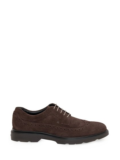 Suede Shoes image