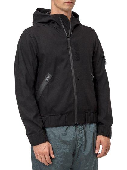 Jacket with Hood image