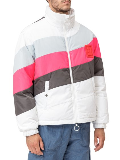 Down Jacket with Logoi image