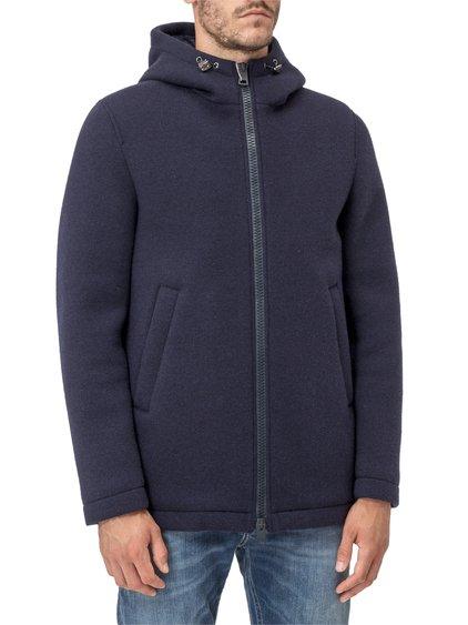 Hoodie Coat image