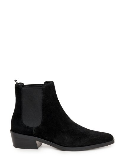 Lottie Suede Ankle Boot image