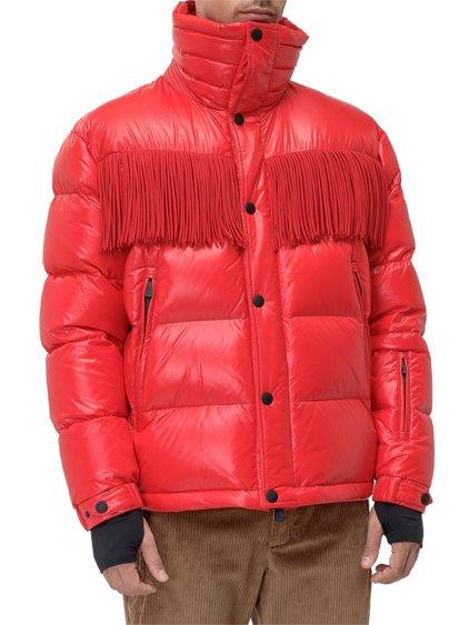 3 Moncler Grenoble Arlaz Down Jacket wit Fringes image