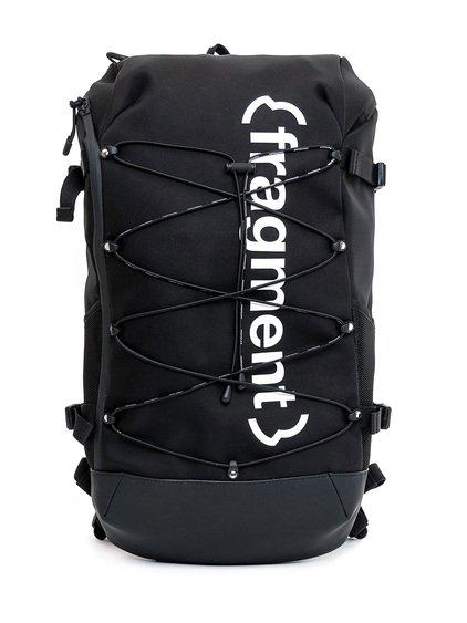 7 Moncler Fragment Backpack with Logo image