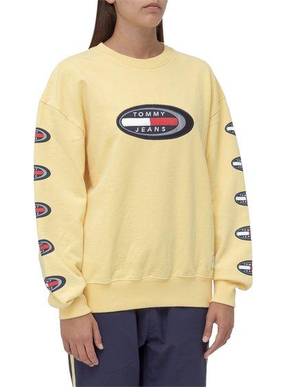 Round-Necked Sweatshirt image