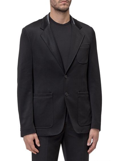 Jacket with Button Closure image
