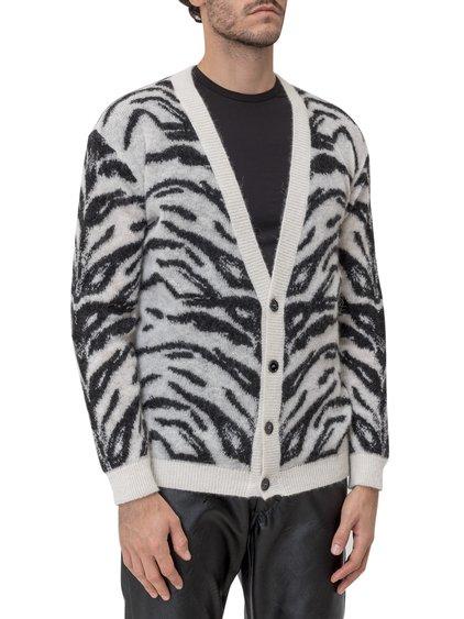 Zebra Cardigan image