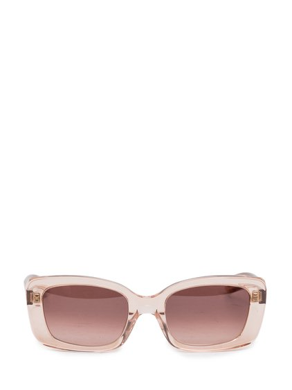 Sunglasses Eazy in a Crystal Blush image
