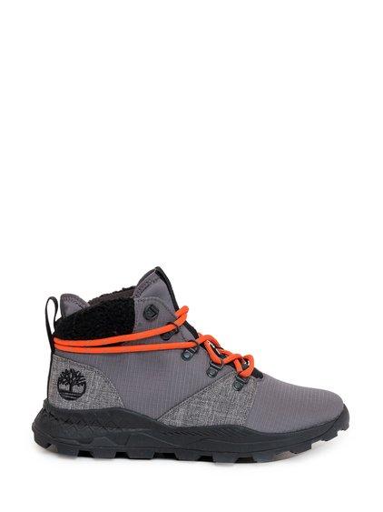 Brooklyn Fabric 6 Boots image