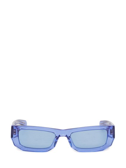 Sunglasses Bricktop in Crystal Blue image