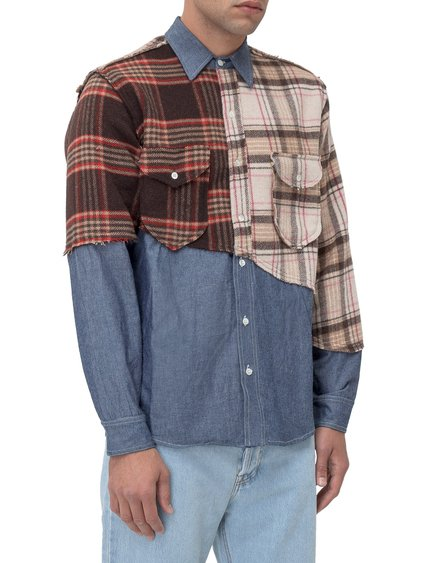 Shirt with Square Flap image