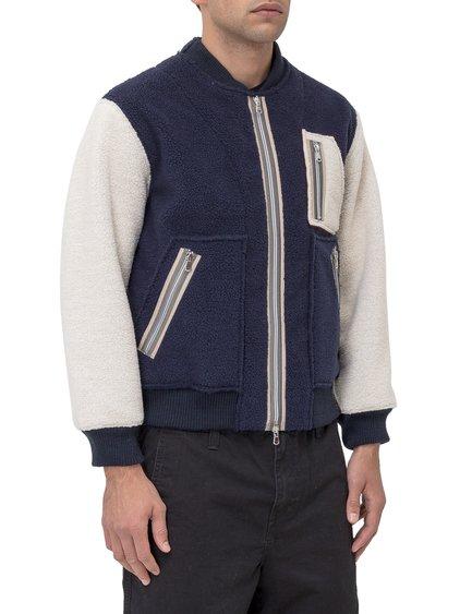 Jacket with Back Writing image