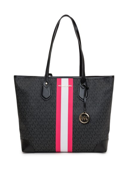 Eva Large Tote Bag in Leather image