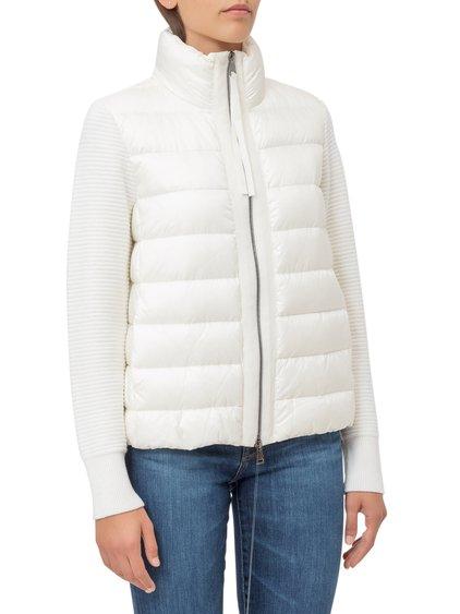 Padded Sweater image
